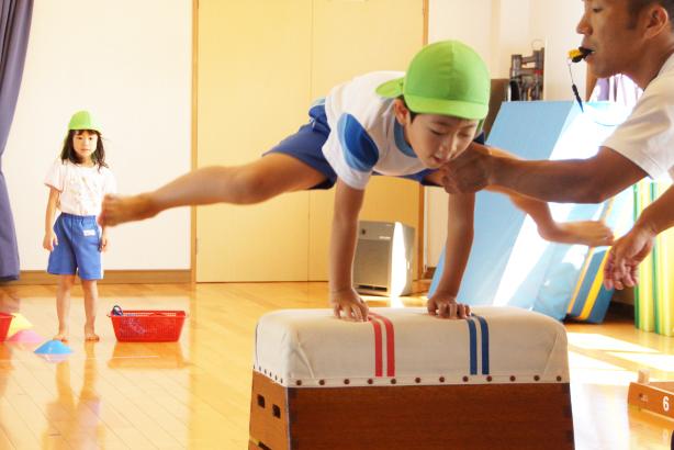 正課体操指導