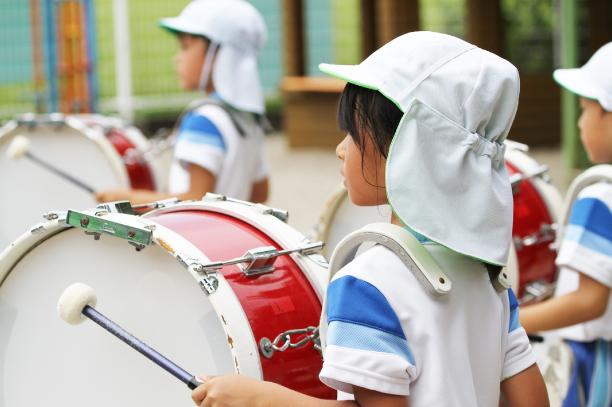 正課マーチング指導・音楽総合指導1